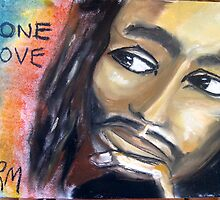 BOB MARLEY - LEGEND by larnielee