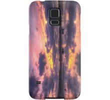 Purple Bembridge Samsung Galaxy Case/Skin