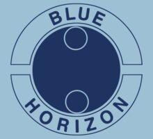 Blue Horizon Label by Jenn Kellar