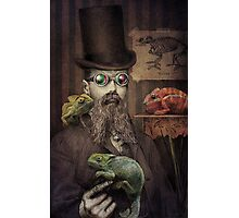 The Chameleon Collector Photographic Print