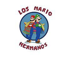 Los Mario Hermanos Photographic Print