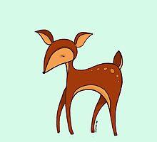 Deer by Sherlock-ed