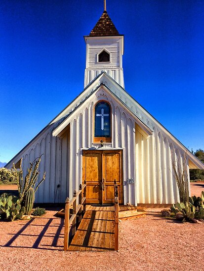 Apache Junction, Arizona by fauselr