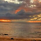 Ho'okipa Sunset by JamesA1