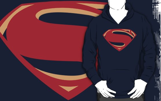 Man of Steel - Emblem by Oliver Fox