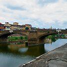 Bridge In Livorno by barkeypf