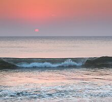 Late Summer Sunrise  by Bill Wakeley