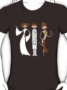 Time to Force an Adventure, Princess T-Shirt
