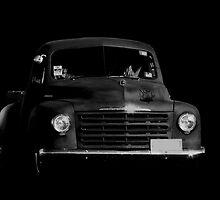 1950's Studebaker by Josie Jackson