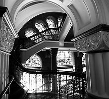 The Winding Stairs by Elizabeth Tunstall