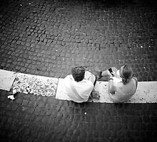 Chatting by Alex Volkoff