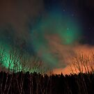Aurora Explosions by Pippa Carvell