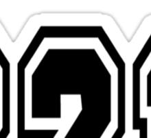 Watson 221b - Sports Jersey - SHERLOCK Sticker