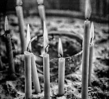 Candels 3 by Dobromir Dobrinov
