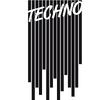 Techno Stripes Design by Style-O-Mat