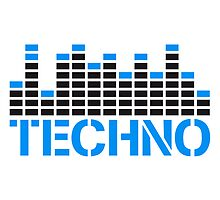 Techno Equalizer Logo by Style-O-Mat