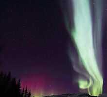 Northern Light Beam by striberny