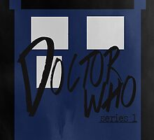 Doctor Who TARDIS series 1 by featherarrows