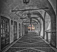 Tunel by Dobromir Dobrinov