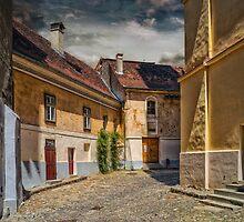 Old street by Dobromir Dobrinov