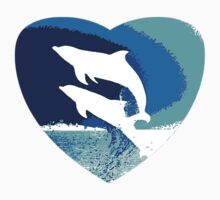 Dolphin's Whisper2 by Miraart