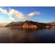 Good Morning Catalina! Photographic Print