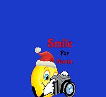 Smile for Santa (iPhone) by Sandy Woolard