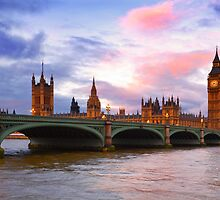 Westminister by Michael Walsh