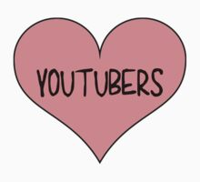 Youtubers Heart by paynemyheart