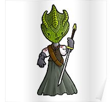 VASTRA, Doctor Who Poster