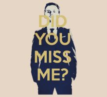 Moriarty-Did you miss me? by cbrothers