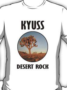 Kyuss - Desert Rock T-Shirt