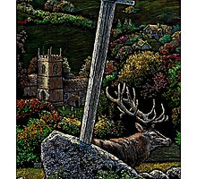 THE SWORD IN THE STONE by Bradley Rubac