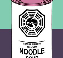 Dharma Noodle Soup by darrster