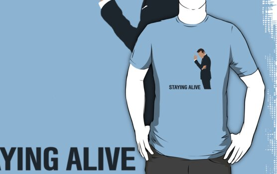 Staying Alive by FandomsFriend