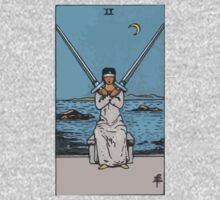 Tarot- Two of Swords by cadellin