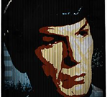 Mr Spock Star Trek by fantasytripp