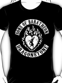 Sons of Baratheon: Dragonstone T-Shirt
