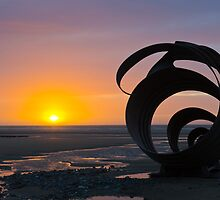 Mary's Shell - Cleveleys by bidkev1
