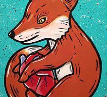Fox of Hearts by Stolensouljess