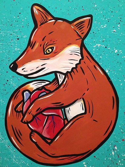 Fox of Hearts by Stolensouljess