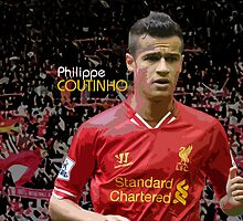 Philippe Coutinho - Design 1 by NickB17