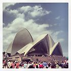 Sydney Opera House by Ashley Marie