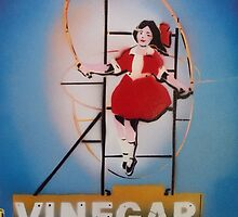 Skipping Girl Vinegar by Bob Hickman