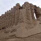 Ancient City, Silk Road, Central Asia by Jane McDougall