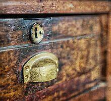 Old cabinet by Dobromir Dobrinov
