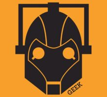Geek Shirt #1 Cyberman by RocketmanTees