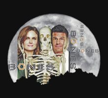 Bones  by famedazed