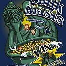 Blink Blasts by HartmanArts