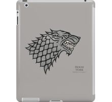 Game of Thrones - House Stark  iPad Case/Skin